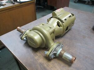 Bell Gossett Booster Pump 102213lf 1 6hp 1800rpm 115v 1 9a 60hz 1ph Used