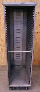 Cres cor Crown x Aluminum Bakery Bread Bun Pan Rolling Oven Rack Tall Trays