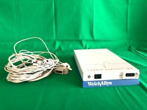 Welch Allyn Cardio Perfect Md Recorder With 12 lead Ekg Cable
