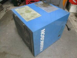 Hankison Compressed Air Dryer Pr10 10scfm 115v 1ph 60hz 3 4a Used