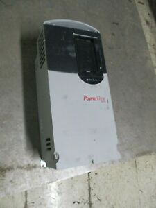 Allen bradley Powerflex 753 Ac Drive 20f11 N D 052 Aa0nnnnn 40hp 3ph Used