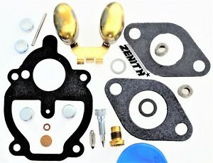 Carburetor Kit Float Case A125 Clinton 1600 2500 11699 11734 11735 11799 B16