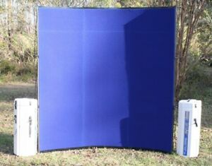 Will Ship Skyline Mirage Large Pop Up Trade Show Display Backdrop Will Ship