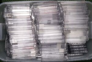 Lot Of 50 Security Dvd Blu ray Video Game Retail Anti theft Locking Case