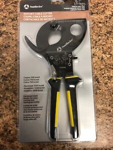 Southwire Ccpr400 Ratcheting Cable Cutter Factory New Fast Shipping