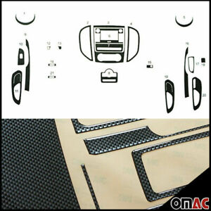 For Mercedes Metris Vito W447 2014 20 Dashboard Protector Luxury Carbon Look 18x