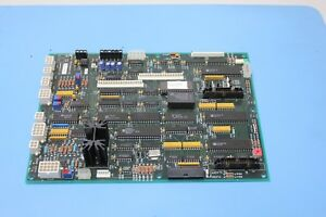 York Chiller Cpu Control Board 031 01065e002 Rev A