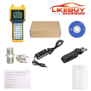 Kolsol Ry200 Ry 200 Catv Cable Tv Handle Digital Signal Level Meter Tester Tool