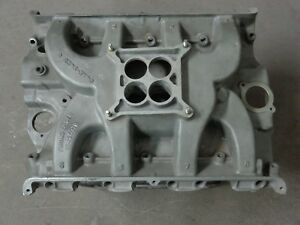 1963 64 Ford 390 406 427 Fe High Rise Factory Intake Car Parts