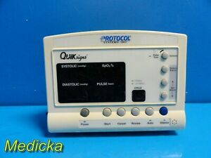 Welch Allyn Quick Signs 52000 Series Patient Monitor 15438