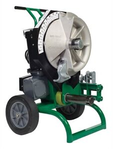 Greenlee 555cxes Electric Bender Cx With Single Shoe 13934 Scratch