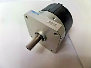 Festo Pneumatic Rotary Cylinder Actuator Dsm 25 270 p 158959 10bar 145psi New