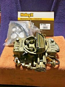 1973 Pontiac 400 455 Rochester 4mc Carb Holley 650 Cfm Replacement 64 7292 R7054