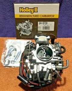 1986 Isuzu Imark Hatchback Sedan 1 5l Nikki 2bbl Carb Reman By Holley 64 9720