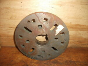 Faceplate 9 L 00 Taper Harrison Clausing Rockwell Lathe Others