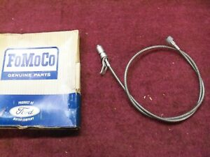 1957 1960 Ford Truck Tachometer Cable And Housing Nos B7q 17365 b