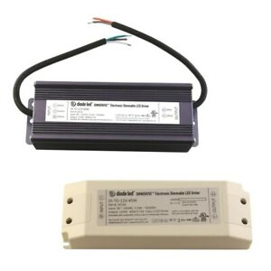 Diode Led 12v 10w 20w 30w 45w 60w Omnidrive Electronic Dimmable Driver