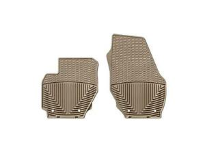 Weathertech All Weather Floor Mats For S60 S80 V60 Xc60 Xc70 V70 Tan