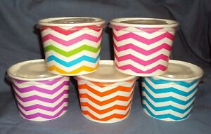 Over 550 Ice Cream Dessert Disposable 16 Oz Party Containers With Lids