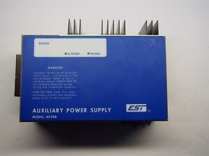 Est Aps8b Power Supply For Fire Alarm System