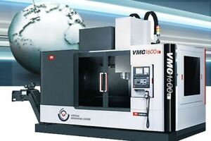 New Vmc 1600b 40t Cnc Vertical Machining Center