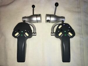 Carl Zeiss Nc4 Handgrips Left And Right For Surgical Microscope