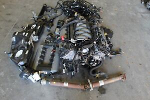 2016 16 Ford Mustang Gt 5 0 Coyote V8 Oem Automatic Engine Swap 52k 1154 38 125