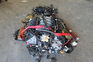 2012 12 Ford Mustang Gt 5 0l V8 Coyote Oem Engine 6 Spd Transmission Swap 1153