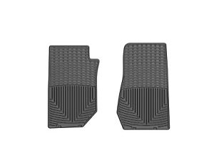 Weathertech All weather Floor Mats For Jeep Wrangler Unlimited 07 13 Black