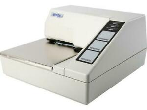 Epson Tm u295 272 Dot Matrix Slip Printer Serial Epson Cool White Requires