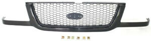 Cpp Gray Grill Assembly For 2001 2003 Ford Ranger Grille
