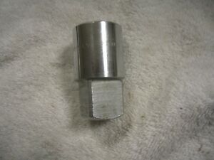 Snap On Tools 3 4 Drive Adapter Lva 72 3 4 Female To 1 Male Used