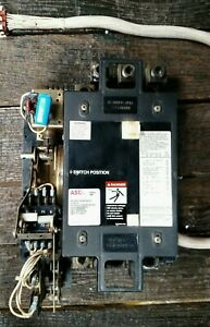 Asco Product 940 Series 400 Amp Automatic Transfer Switch