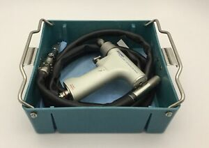 Stryker 297 87 System Ii Sternum Saw System With Hose And Sterilization Case