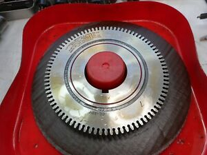 National Broach Machine Co Cc 33454 85t 12p 14 30 Pa 13 Ha Rh For 11t