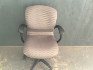 Haworth Rolling Office Chairs