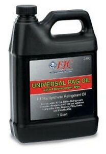 Fjc Fjc Universal Pag Oil With Fluorescent Dye Quart 2480