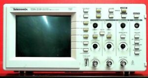Tektronix Tds210 B096256 Digital Storage Oscilloscope