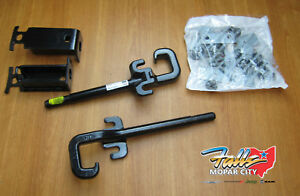 2014 2018 Jeep Grand Cherokee Front Tow Hook Set And Hardware Mopar Oem 82212095