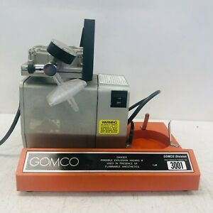 Gomco 3001 Suction Vacuum Aspiration Pump Tested And Working