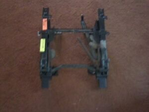 Ford Truck Bronco Drivers Side Bucket Seat Track Mount Fits 92 96