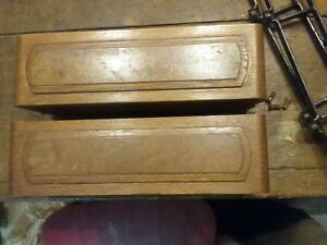 Anti Standard Treadle Sewing Machine 2 Drawers Hardware Right Side Very Nice