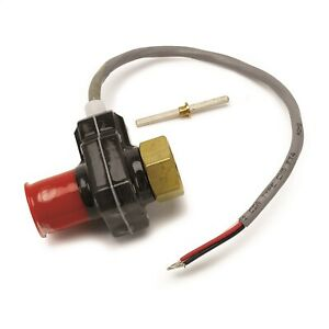 Autometer 5291 Arctic White Electric Speedometer Sender 7 8 18thd Hall Effect