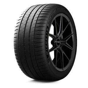 2 new 255 35r18 Michelin Pilot Sport 4s 94y Xl Tires