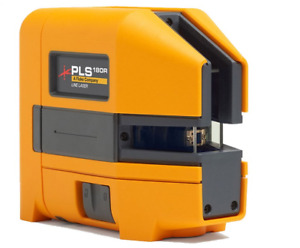 Pacific Laser Systems Pls 180r Z Cross Line Red Laser Level