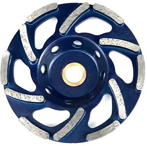 5 Diamond Cup Wheel For Coating Removal Epoxy Glues Tile Thin Set