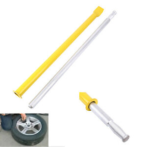 Heavy Duty Tire Bead Breaker Slide Hammer Ram Bar Impact For Car Truck Tractor