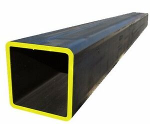 1 1 4 X 1 1 4 X 1 8 Steel Square Tube 6pc 12 Inches Long