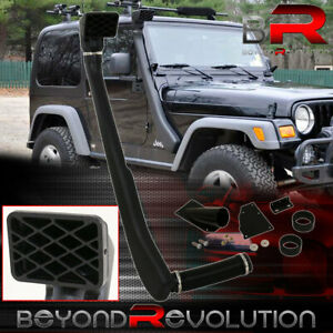 Off Road Snorkel Ram Air Intake System For The Jeep Wrangler Tj Yj Of 1999 2006