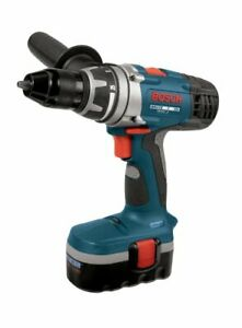 Bosch 35618 18 volt 1 2 inch Brute Tough Drill Driver Kit New